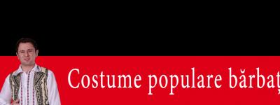 Costume populare barbati